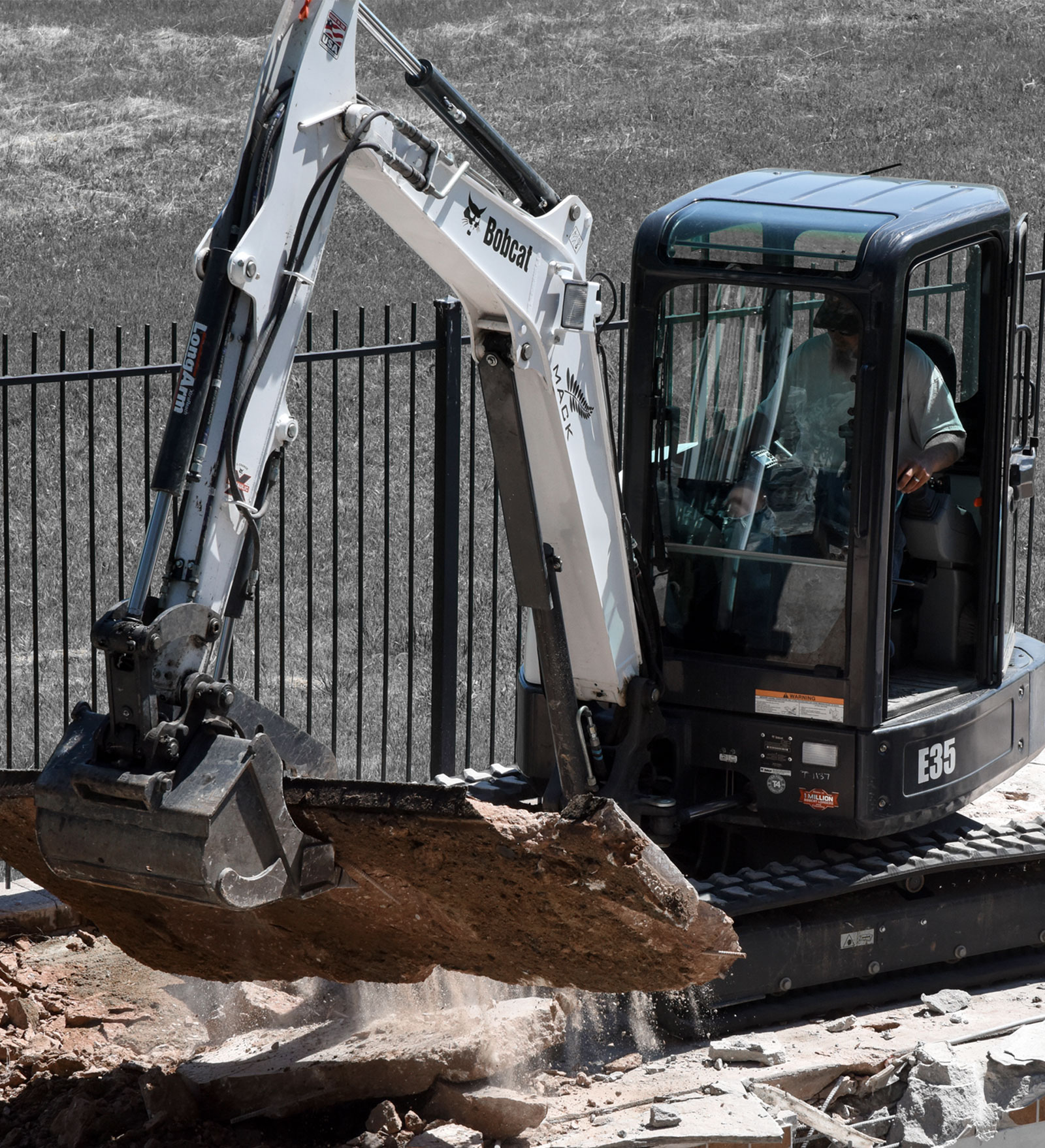 Mack Land Landscape Architects Wauconda Denver Excavator Services