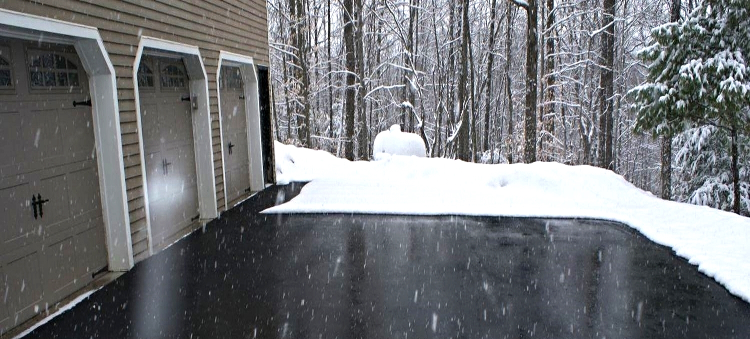 Mack Land LLC - Heated Driveway – Melt That Snow