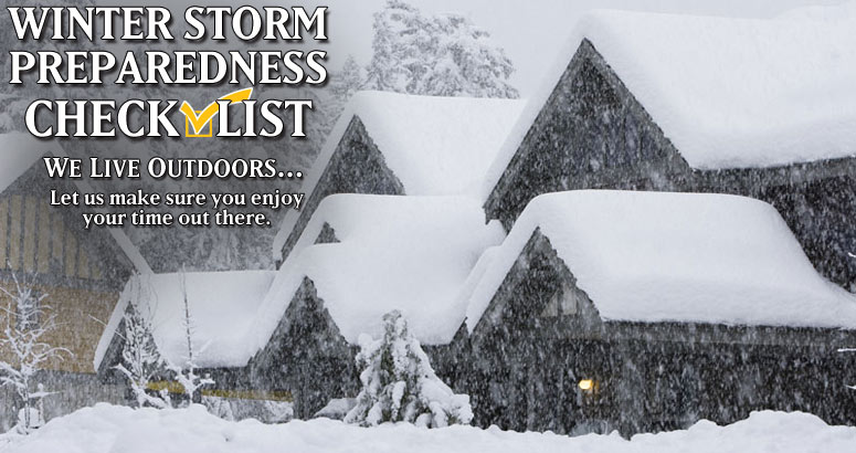 Mack Land LLC - Winter Storms preparedness