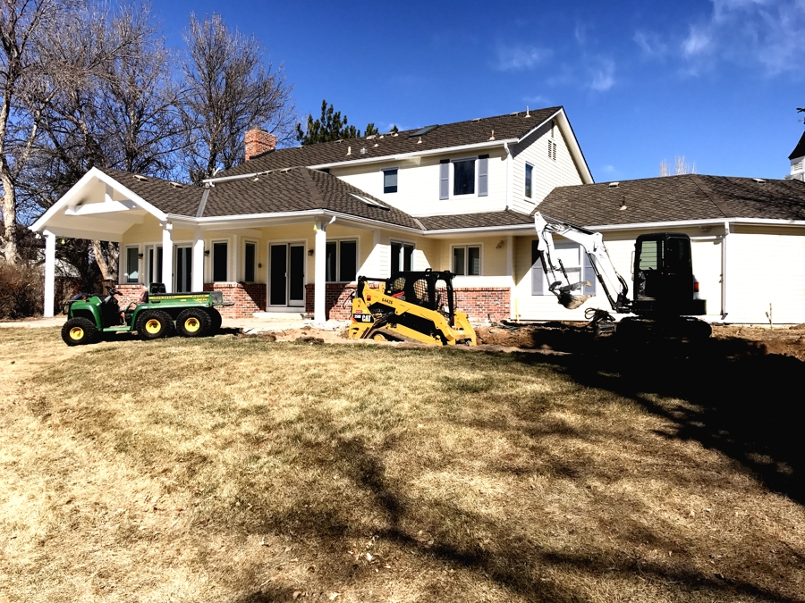 Mack Land LLC - Greenwood Village, CO Fiberglass Pool Removal
