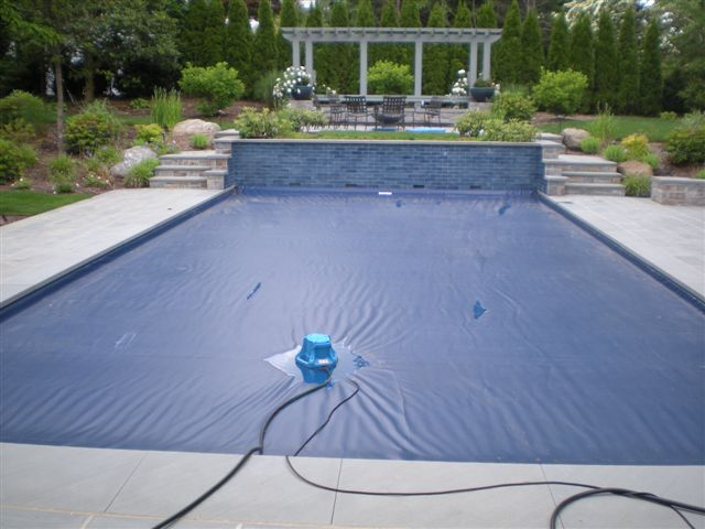 Mack Land LLC - Winterize your Pool