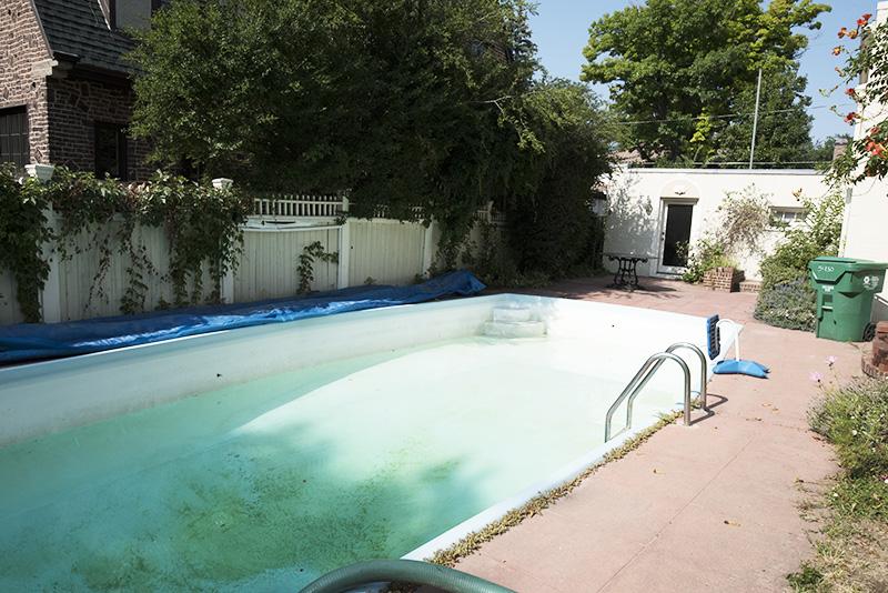 Mack Land LLC - Denver, CO Fiberglass Pool Removal
